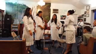 Drama  la unidad por iglesia de Dios pentecostal lirio de los valles