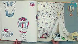 Обои ProSpero Little World. Обзор коллекции ProSpero Little World магазина обоев Oboi-Store.ru