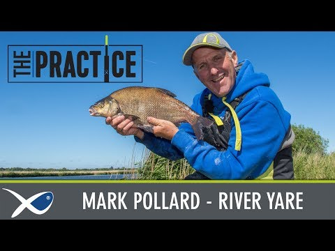*** Coarse & Match Fishing TV *** The Practice - Mark Pollard On The River Yare