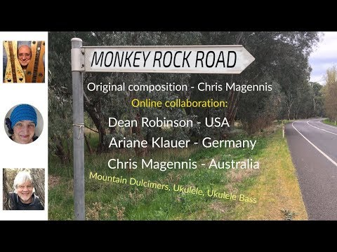 Monkey Rock Road