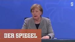 Merkel: Die wichtigsten Corona-Beschlüsse in 70 Sekunden