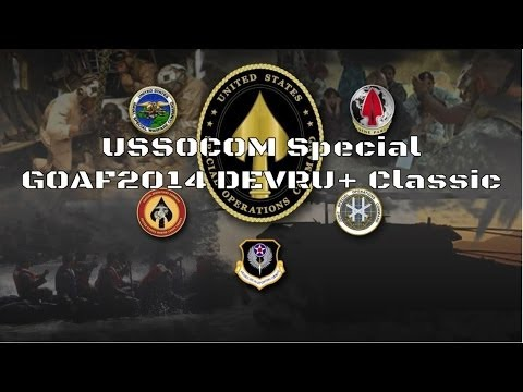 GOAF2014 Exclusive ☆ United States Special Operations Command ☆