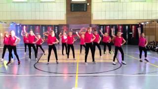 X Ogólnopolski Festiwal Tańca Nowoczesnego Łeba 2016 - Zespół JUST DANCE z Rosnowa