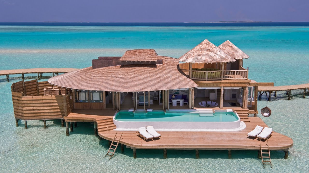 SONEVA JANI: BEST LUXURY RESORT IN THE MALDIVES (AMAZING!)