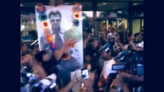 Rajinikanth Birthday Song 12.12.12 by Vijay Anthony feat Emcee Jesz ( VIDEO CLIP )