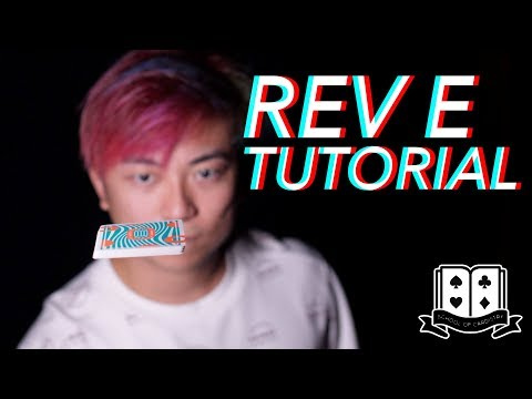 Cardistry for Beginners: Aerials and Tosses - Rev E Tutorial thumbnail
