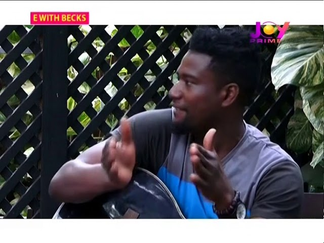 Hanging out with Kesse - E With Becks on Joy Prime (24-7-18)