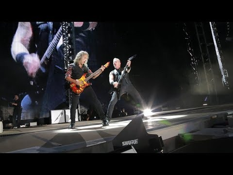Metallica: A Look At James & Kirk's Guitar Rigs