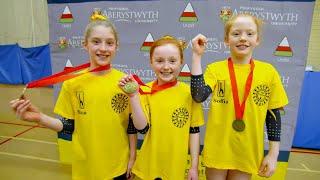 Gymnasteg yr Urdd 2020 | Stwnsh Sadwrn | S4C
