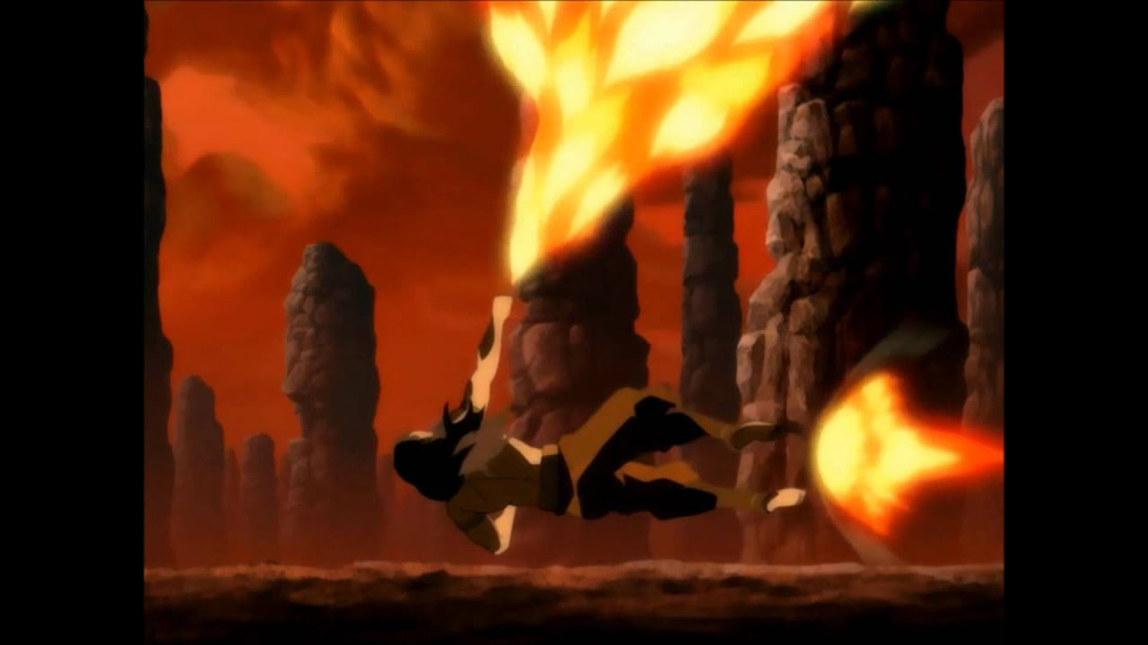Aang vs Firelord Ozai Amv (Requiem For A Dream) - YouTube