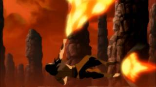 Aang vs Firelord Ozai Amv (Requiem For A Dream)