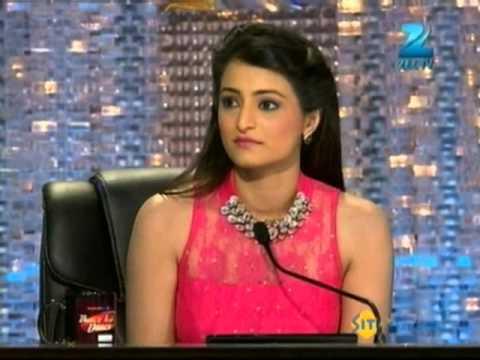 Dance India Dance Season 4 December 07, 2013 - Srishti & Sumedh