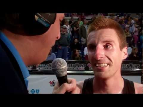 Jack Michaels Interviews 2011 Fargo Marathon Winner Luke Watson