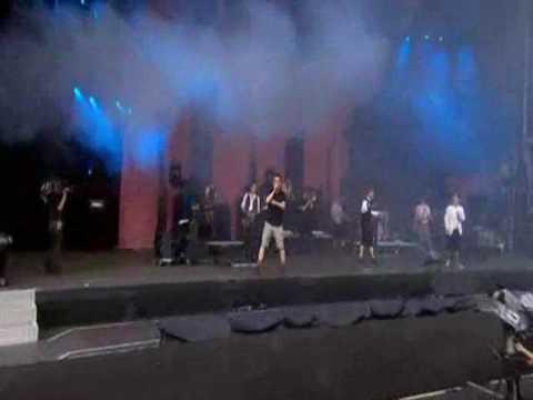 Fettes Brot Rock am Ring 2008 - Da draussen