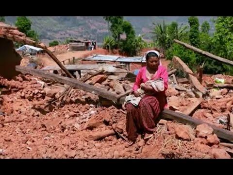Earthquake Relief Distribution In Nepal Sindupachowk