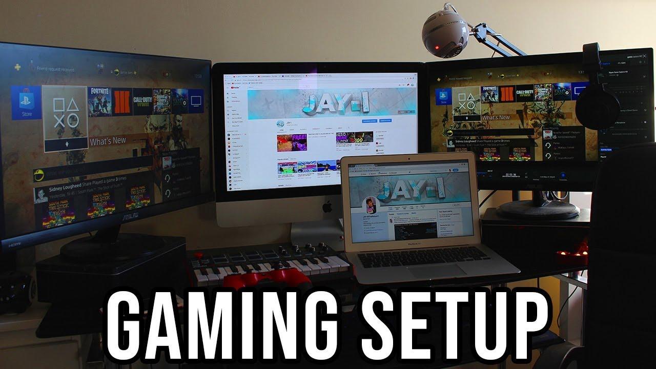 My Ultimate 15 Year Old Budget 2018 Gaming Setup Studio