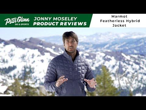 2019 Marmot Featherless Hybrid Jacket Review By Peter Glenn