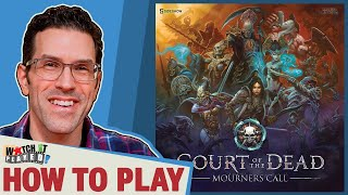 Court Of The Dead - How To Play