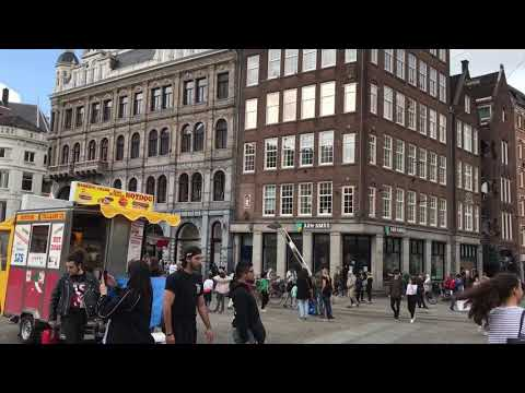 Royal Palace, Dam square Amsterdam: Farrukh Sohail Goindi