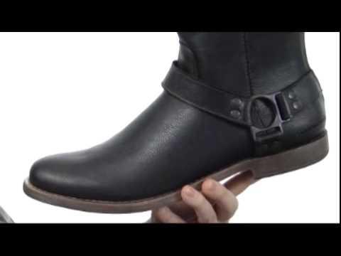 Calvin Klein Jeans Palmer Men\'s Boot - YouTube