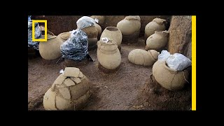 Bodies in Urns Found in 1,000 Year Old Cemetery | National Geographic