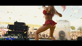 Reigin - I Wanna See You Dance (Hardstyle) | 4K Videoclip