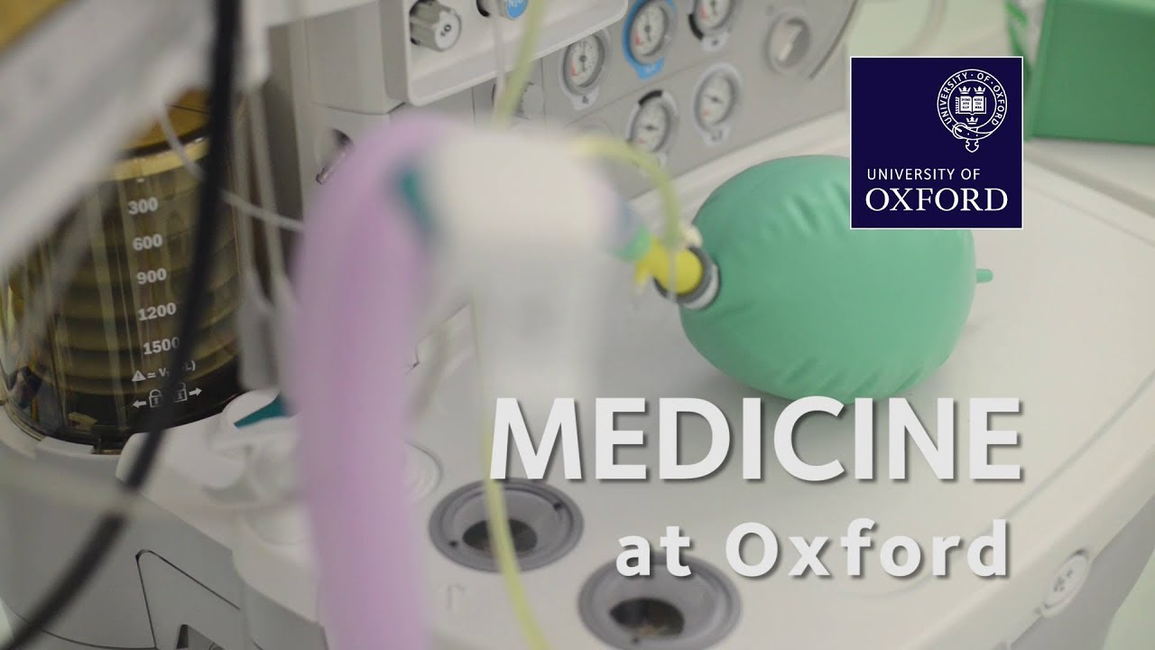Medicine | University of Oxford