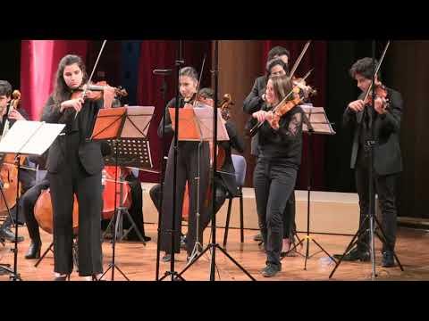 Concerto Grosso Op.6 N°8 Corelli, By Amandine Beyer & Bethlehem Strings