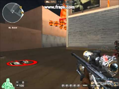 Hack VIP AWM FOR ALL INFERNAL DRAGON CrossFire 2013