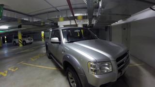 обзор Форд Ренжер/Ford Ranger 2.5 tdci 2008 грузовые возможности(размеры)