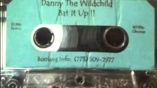 Danny the Wildchild - Bat It Up!! DnB Mixtape