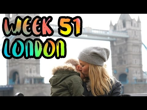 What To Do With Kids in London!! Football, Hyde Park, and Harry Potter!! /// WEEK 51 : London