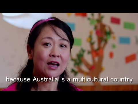 Celebrating Diversity presented by Australia Post: Amy Lei