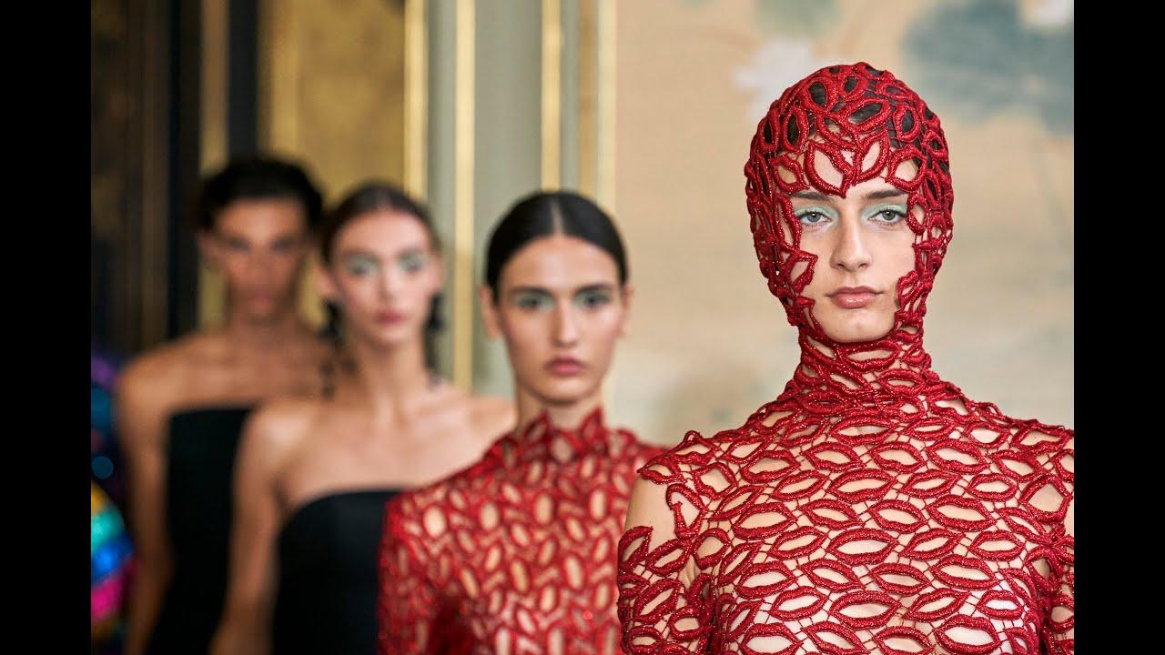 Christian Siriano Paris Fashion Week Spring/Summer 2020