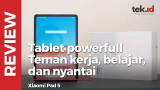 Xiaomi Pad 5, tablet terbaik teman kerja dan bermain