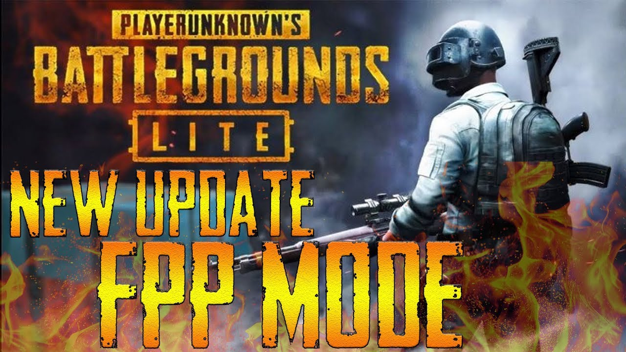 FPP MODE UPDATE for PUBG PC LITE | Official Release Date & Server  Maintenance (Hindi)