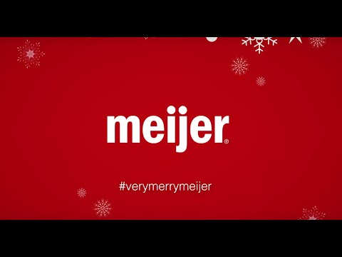Customer Surprises at Checkout become an Annual Holiday Tradition for the Meijer Family
