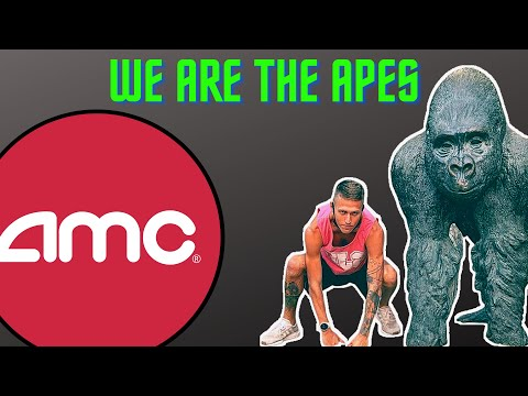 AMC Stock - We are The Apes