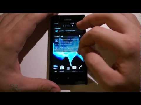 Обзор Sony Xperia J (review): корпус, ПО, бенчмарки и игры