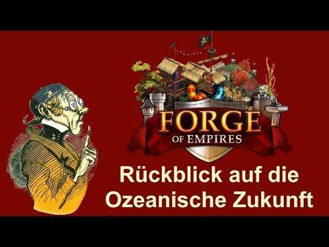 Foe Karte Der Kontinente Ozeanische Zukunft.Foetipps Ozeanische Zukunft In Forge Of Empires Deutsch Youtube