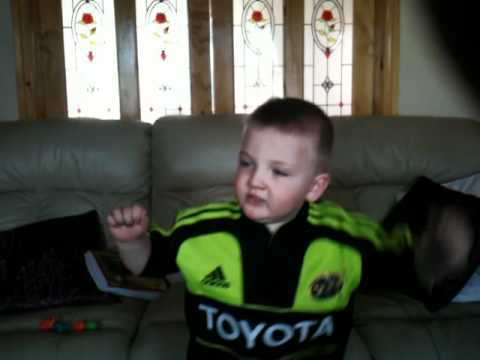Darragh stand up and fight Munster song