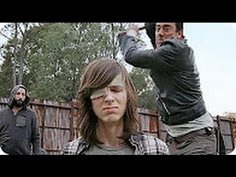 Download The Walking Dead 7x16 Shiva Saves Carl From Negan / All Out War Begins