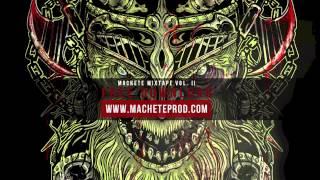 Machete Mixtape II - Ego Trap - Nitro,Dj Shocca, En?gma (Prod. by Bassi Maestro)