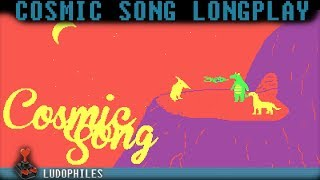 Cosmic Song - Full Playthrough / Longplay / Walkthrough (no commentary) #pointclickjam #5