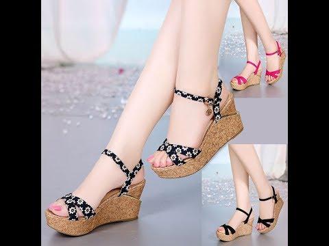 Flat High Heel Sandals For Festival Womens Footwear Collection Buy Online Footwear