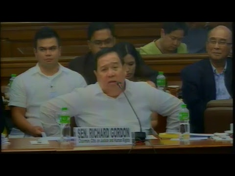 Committee on Public Order and Dangerous Drugs (July 26, 2017)