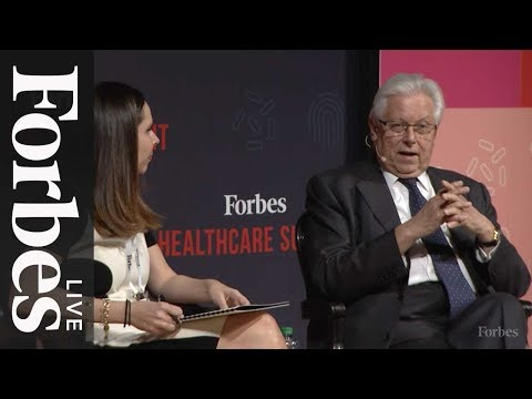 Healthcare Summit 2017: The Billionaire Behind The World's Largest Drugstore Chain | Forbes Live