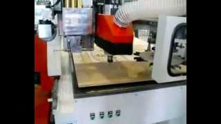 New Atc Woodworking Cnc Router Center 2014