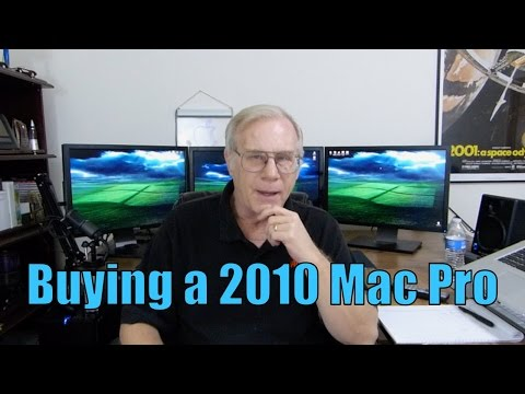 Should You Buy a  2010 Mac Pro Today?