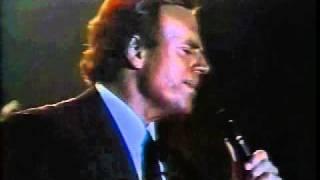JULIO IGLESIAS - EN VIVO - ME VA ME VA - O'HIGGINS PARK - SANTIAGO DE CHILE - 1991 -